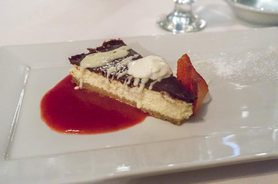 Auberge des Berges - Jennifer Dore Dallas - dessert