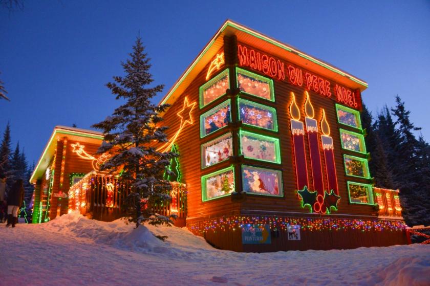 Maison du Père-Noël