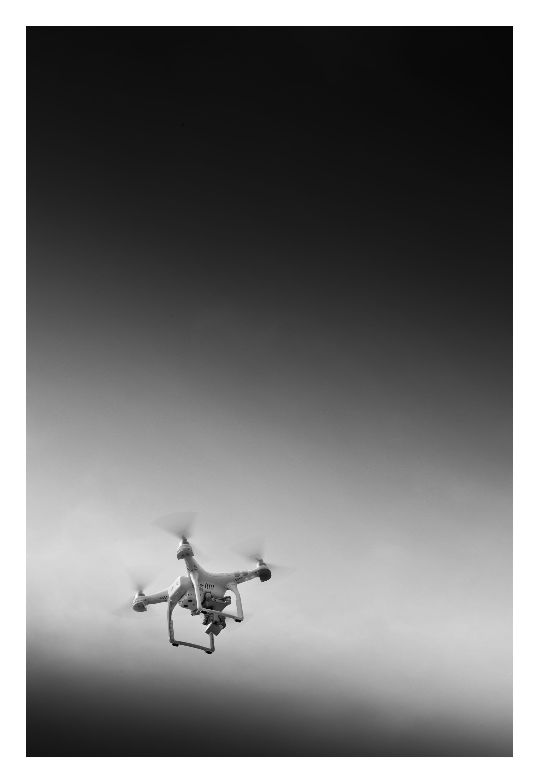 Drone-le silence fait peur aux brutes