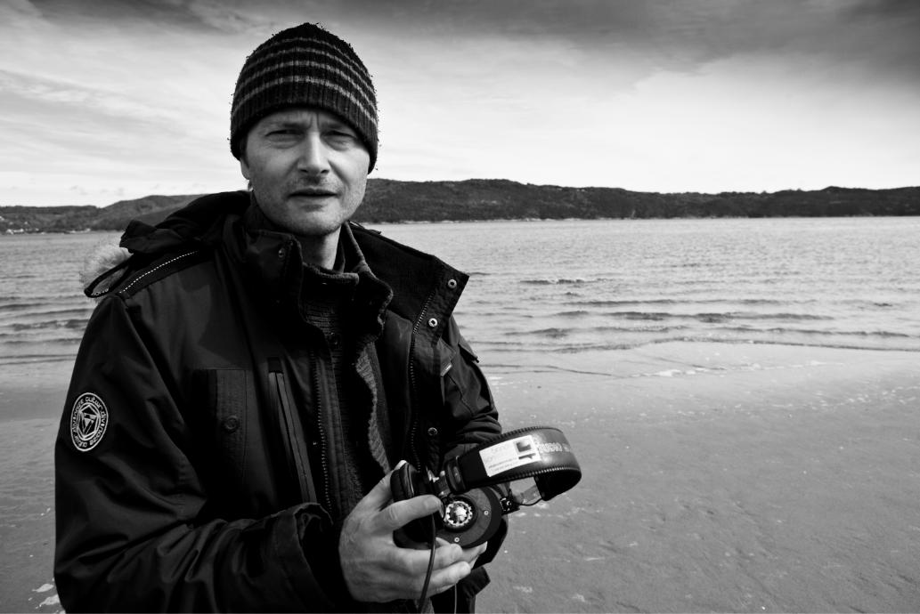 Martin Rodolphe Villeneuve - réalisateur Crédit photo : Alain Corneau