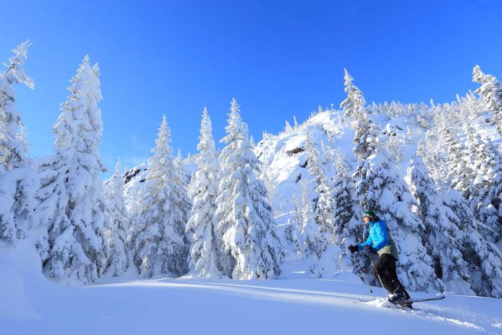 Le parc national des Monts-Valin