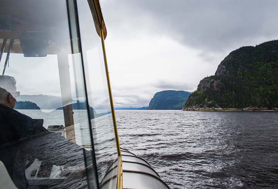Navettes maritimes du Fjord