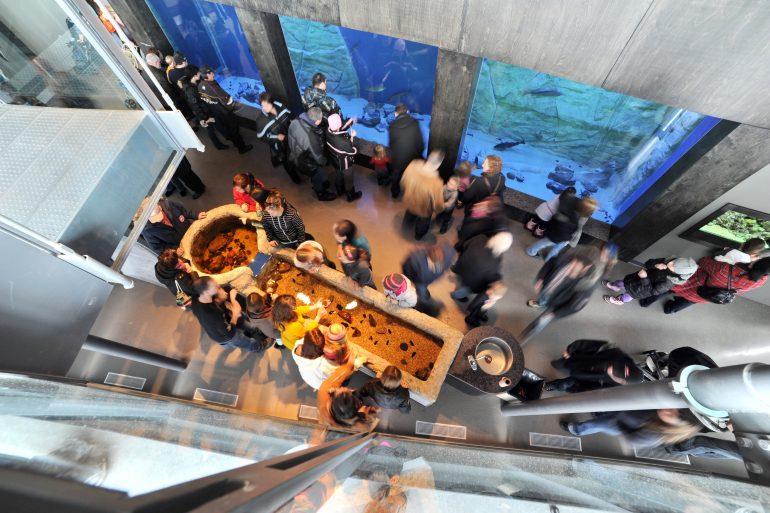 vue Musee du Fjord (c) Gratien Tremblay