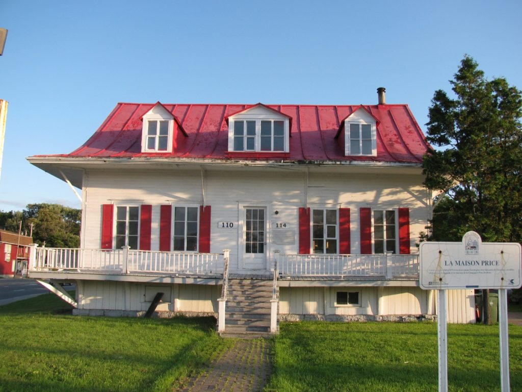 Auberge Maison Price